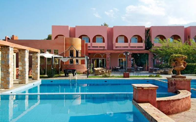Hotel Orpheas Resort - Georgioupolis - Chania Kreta